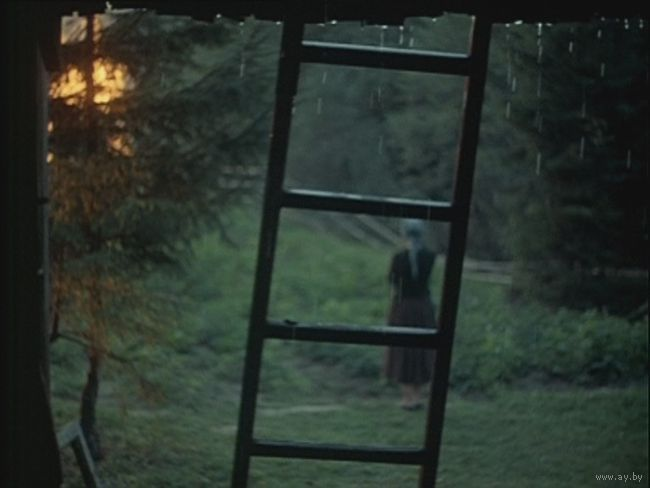 lo specchio - Tarkovskij
