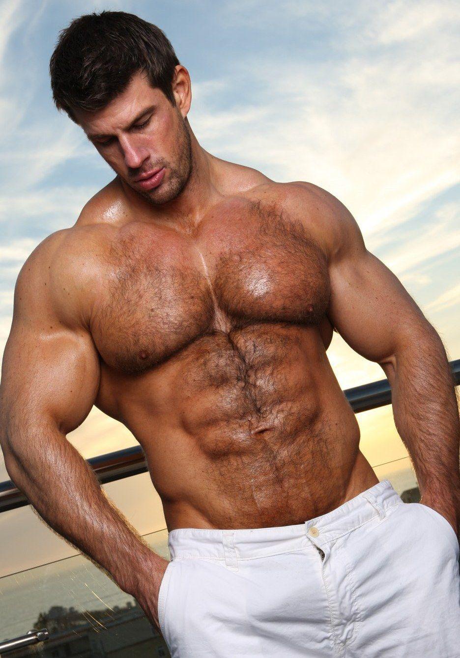 Dating en muskuløs fyr