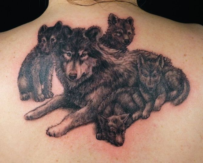 90 Wolf Tattoos Wolf Paw Tattoos Wolf Tattoos Cubs Tattoo