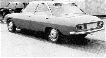 peugeot 504 1re proposition de pininfarina en 1964 cars peugeot cars concept cars. Black Bedroom Furniture Sets. Home Design Ideas