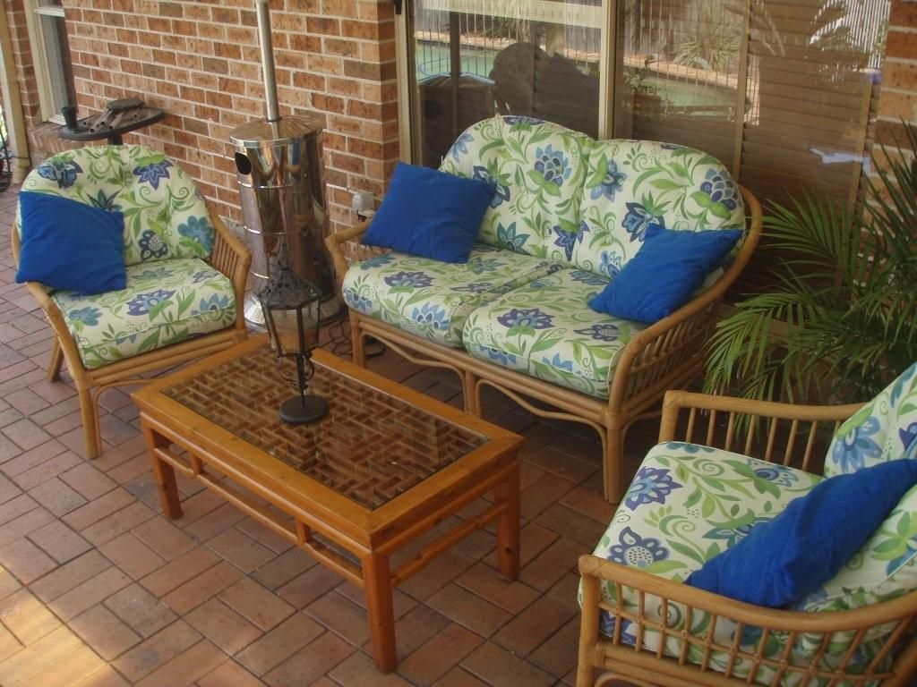 Outdoor Patio Furniture Replacement Cushions | Patio Furniture ...