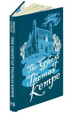 The Ghost of Thomas Kempe Penelope Lively Illustrated by Pam Smy With a new introduction by the author, this brilliantly funny ghost story for children features integrated illustrations by artist Pam Smy.