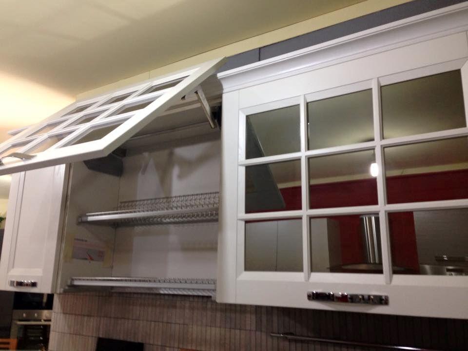 Cucina Stosa Cucine Beverly Classica Legno bianca scontata ...