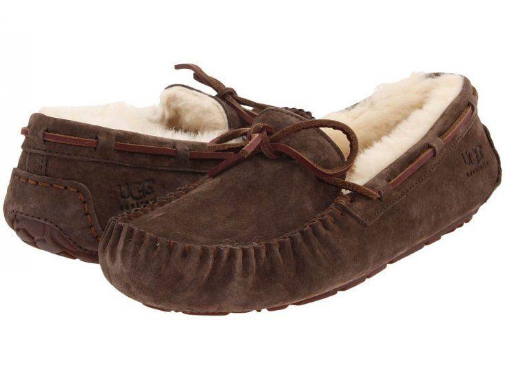 Ugg Dakota Indoor & Outdoor Slippers 5131 Chocolate Shoes