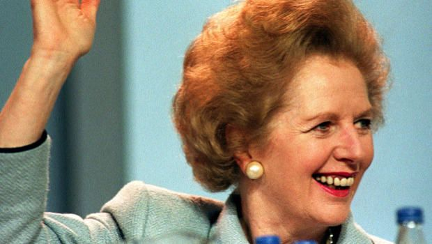 London prepares for Margaret Thatcher's funeral - CBS News