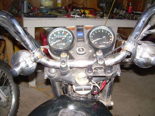Kawasaki Kz440 Handlebar Switches  With Images