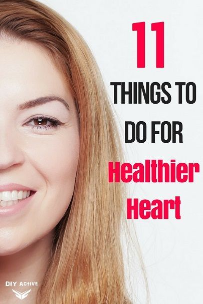 Things You Need To Do for Healthier Heart You live because of your heart. It pumps blood in your entire body providing nutrients and oxygen while carrying away the waste and carbon dioxide. Your circulatory system exists because your heart lives. That is exactly why it's important to work towards a healthier heart… Daily via @DIYActiveHQ...