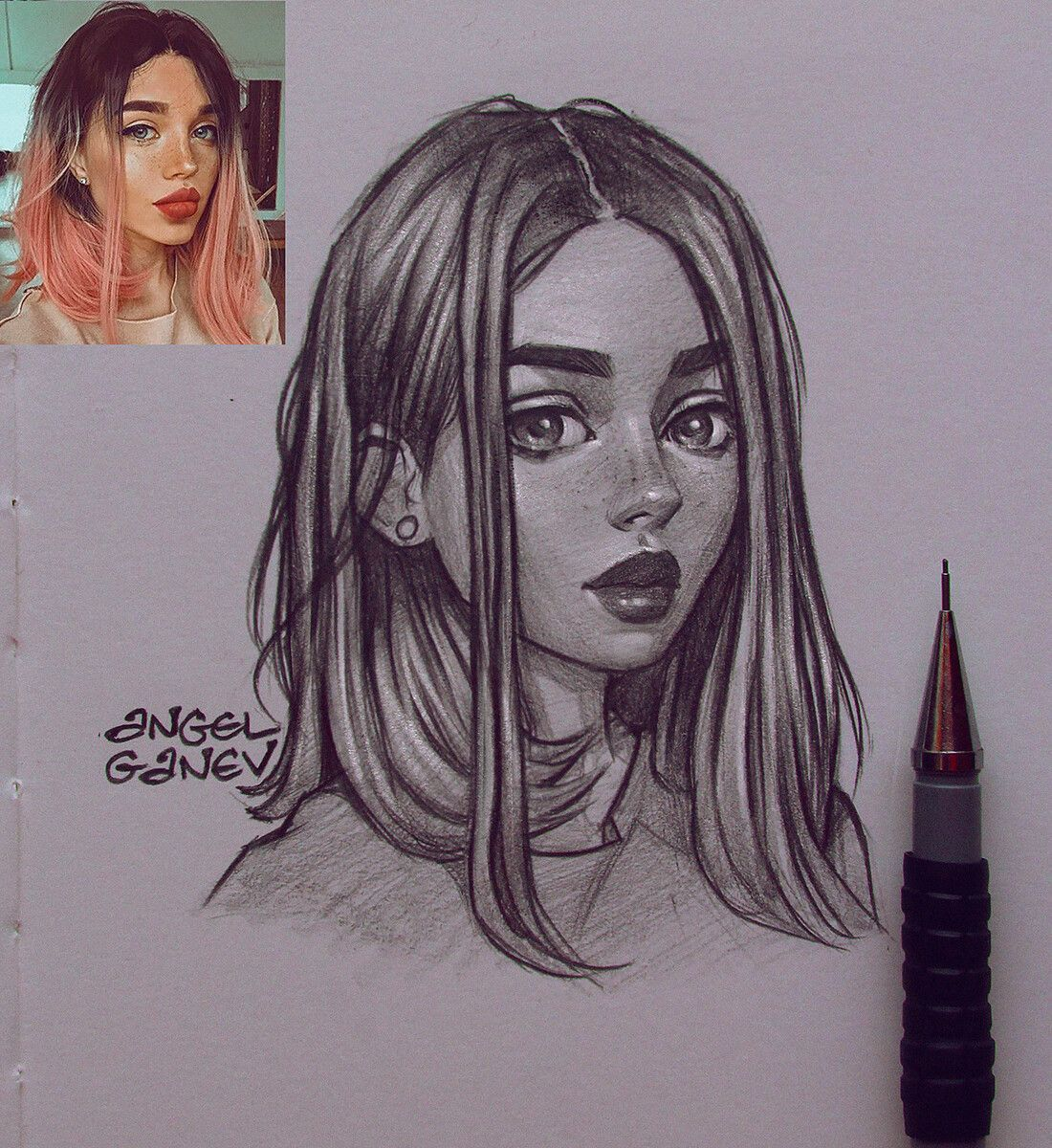 Sketches Drawing Draw Art Angel Art Sketches Ganev Girl Drawing Sketches Angel Drawing Cool Art Drawings