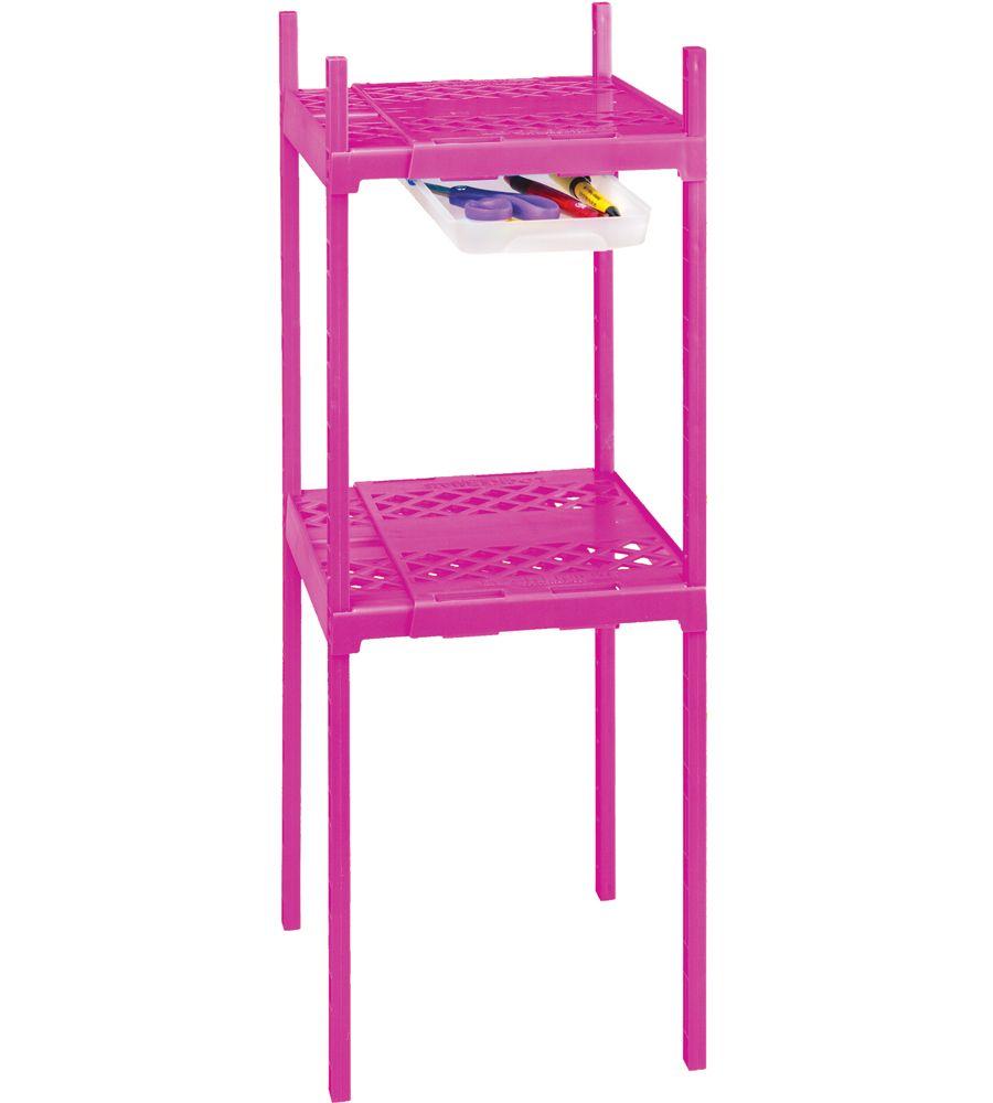 adjustable double locker shelf in locker organizers school rh pinterest com