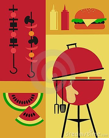 free barbecue invite template - google search | lonestars, Einladung