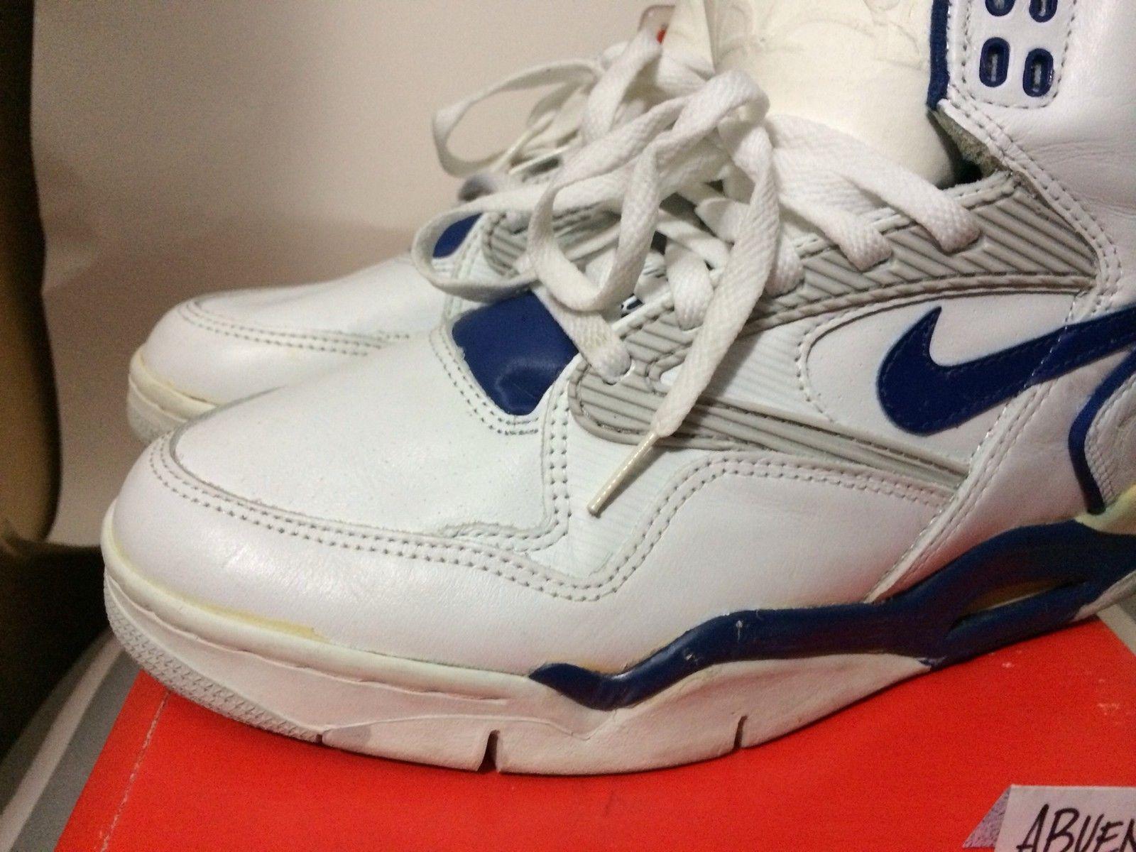 Los Angeles najlepsza strona internetowa Data wydania: Nike 1990 David Robinson Vintage RARE Sz 9 atmos Supreme Air ...