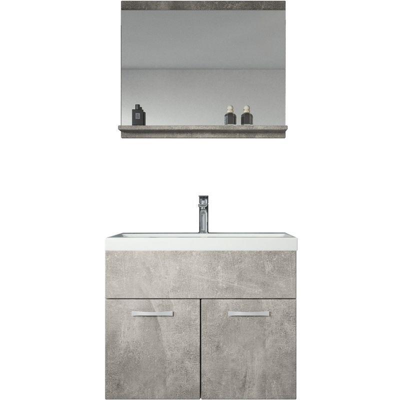 Ensemble Meuble Et Vasque Bathroom Furniture Bathroom Vanity