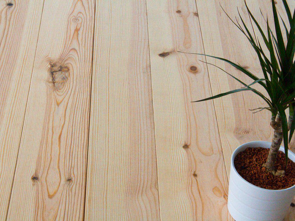 seekiefer massivholzdiele rustikal unbehandelt schiefertafel