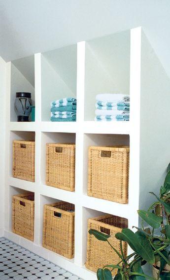 Altes Expedit-Recycling für die Dachneigung im Mechenzimmer? (Stoffkollektion !? … – zukünftiges Haus – Anbau