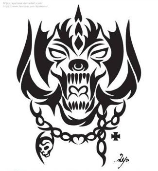 motorhead logo tattoo buscar con google metal bands pinterest rh pinterest com Thrash Metal Band Logos Rock and Metal Band Logos