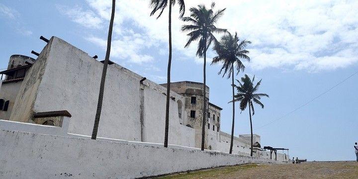 Elmina Castle, Elmina, Coastal Plain, Ghana