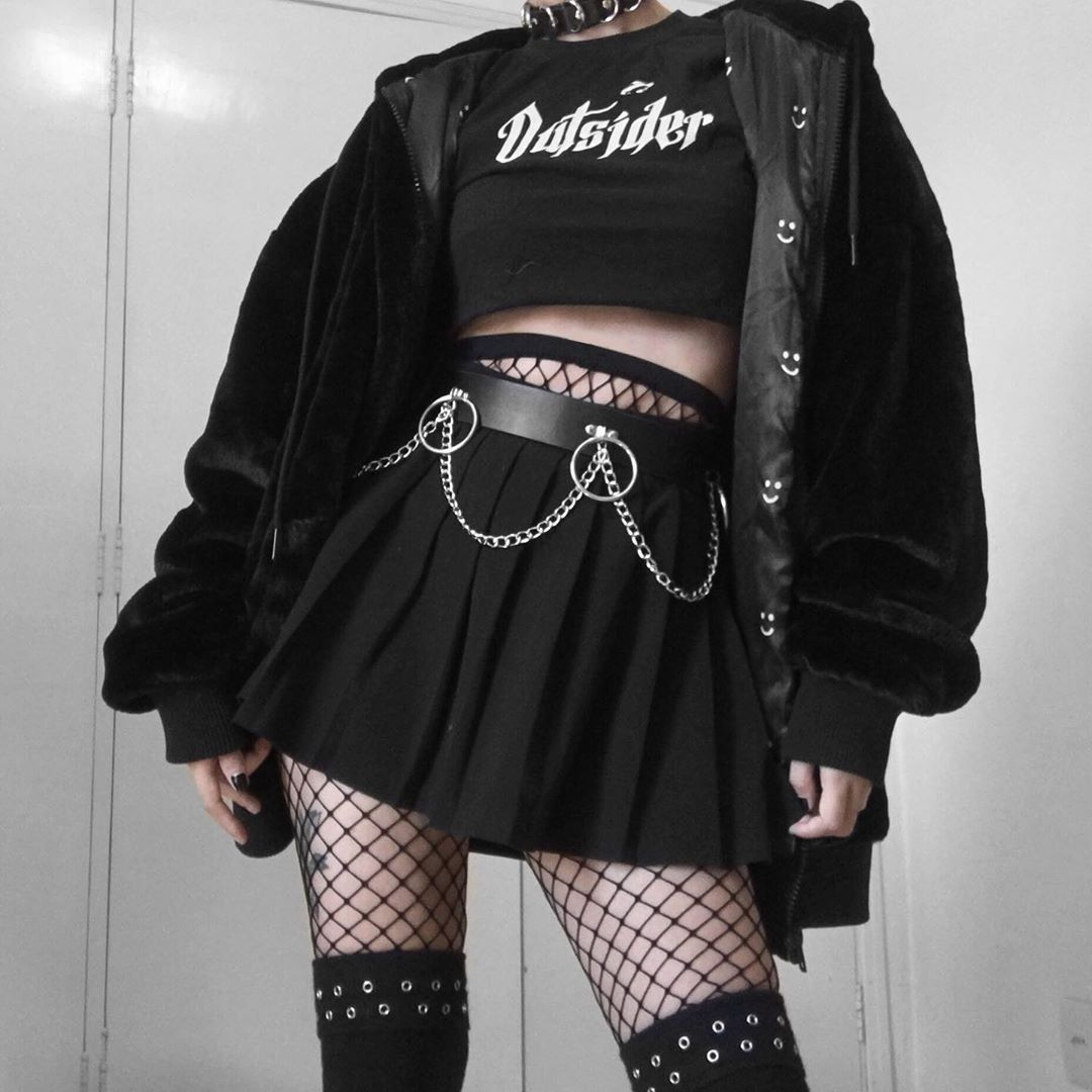 Emodresses Emodresses Informations About Emodresses Pin You Can Easily Use My Profile To Examine Di In 2020 Aesthetic Grunge Outfit Aesthetic Clothes Edgy Outfits