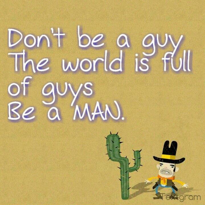 Oh men!!