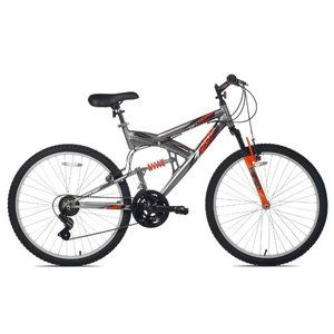 Sports Outdoors Full Suspension Mountain Bike