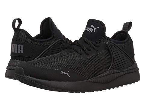 9f0826640f8 PUMA Pacer Next Cage, PUMA BLACK/PUMA BLACK. #puma #shoes   Puma ...