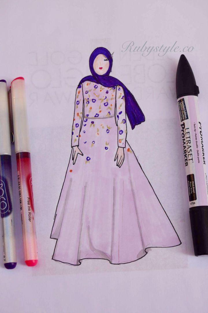 Hijab Fashion Design Golden Globes Dresses تصميم ازياء محجبات من فساتين حفل Golden Globes Golden Globes Fashion Fashion Fashion Design