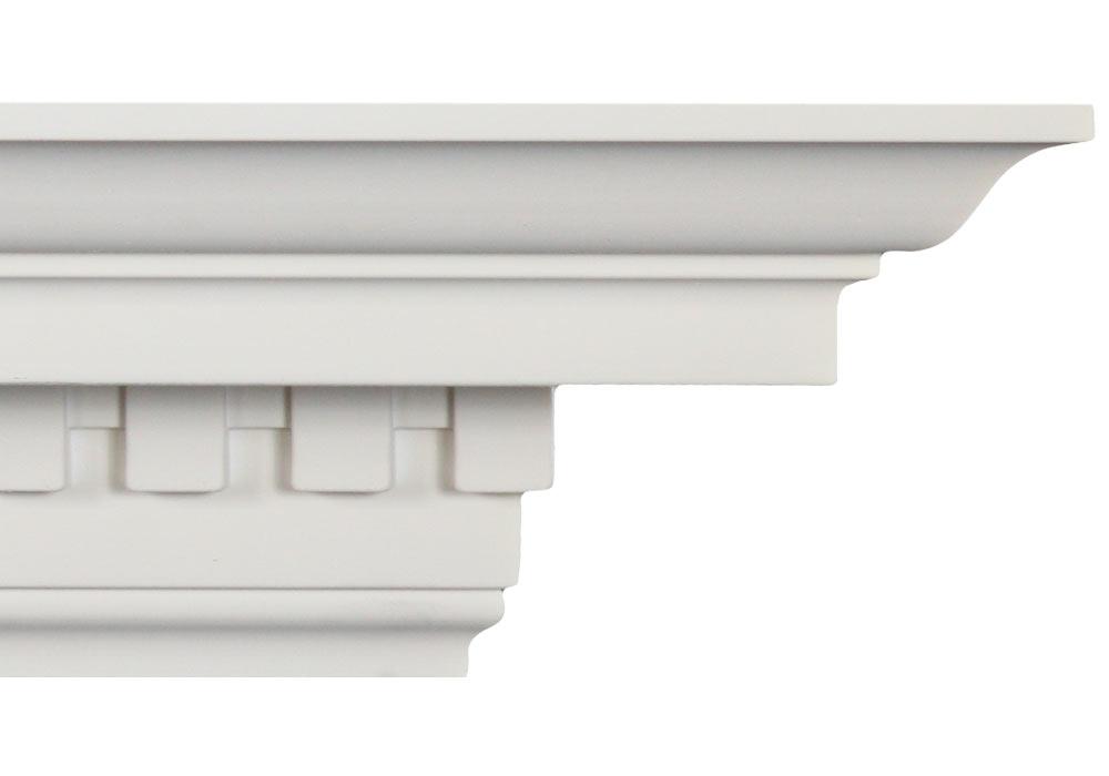 Dentil Crown Molding Decorative Molding Cm 2047 Udecor