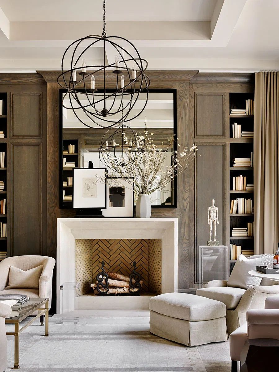 The Elite Modern Stone Mantel Francois And Co Stone Mantel Luxury Bedroom Sets Luxurious Bedrooms