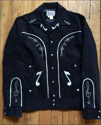 6fcd23e1a Mens Vintage Western Jacket Collection: Rockmount Bolero Musical ...