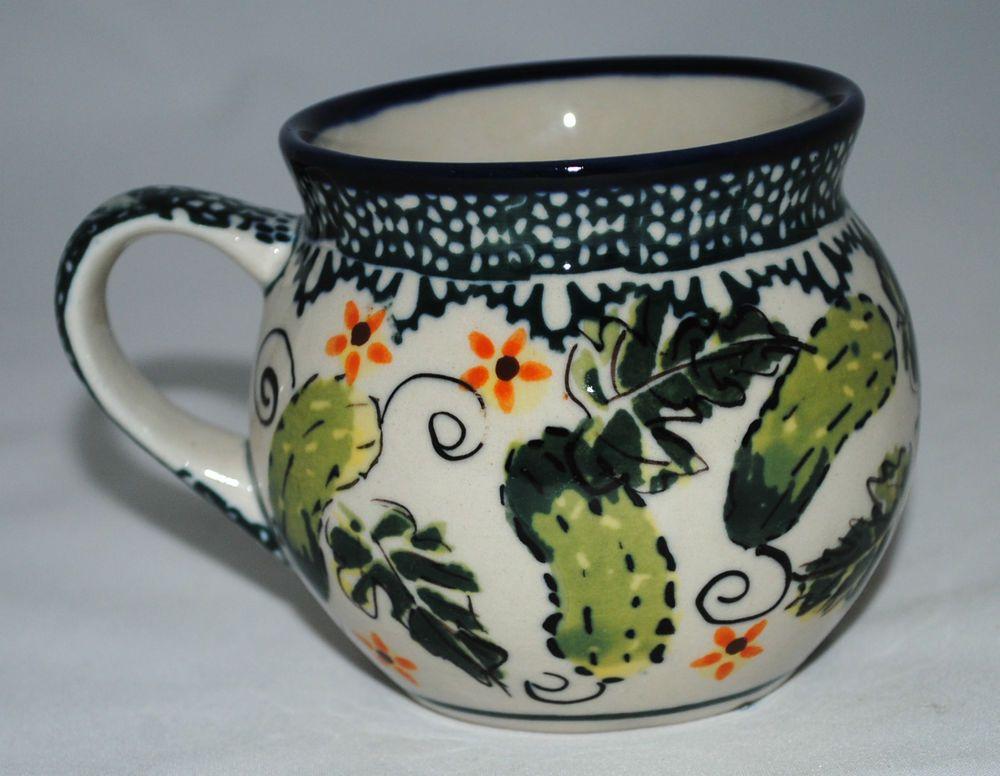 Bunzlauer Keramik Böhmischer Becher (GU912-DU78)