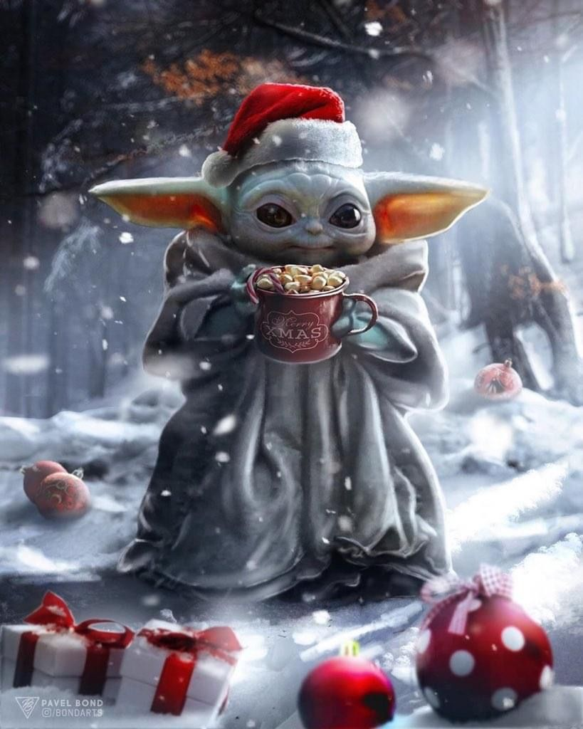 Pin By Janell Latimer On Baby Grogu Star Wars Wallpaper Star Wars Pictures Yoda Wallpaper