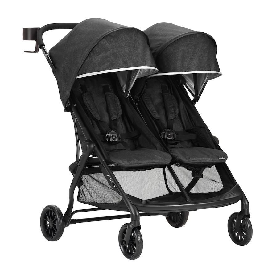 Evenflo Aero² UltraLightweight Double Stroller Double