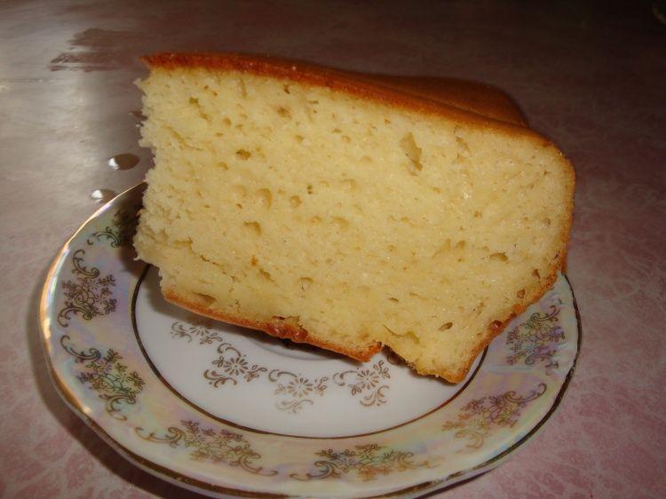 бисквит без сахара рецепты
