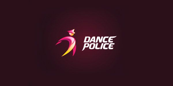 dance police logo design | more logos http://blog.logoswish, Powerpoint templates