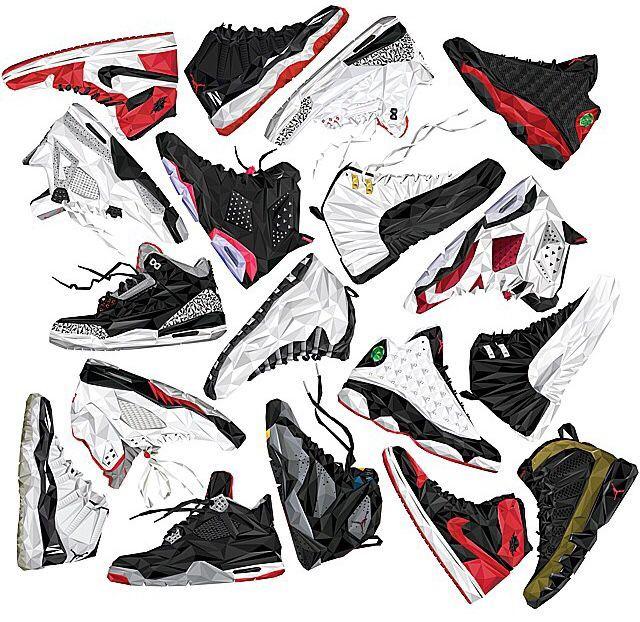 Art Air Jordan