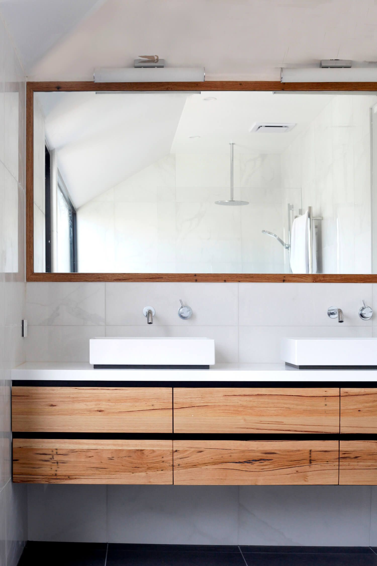 Custom Bathroom Vanity by Handkrafted | An Interview with Fred Kimel ...