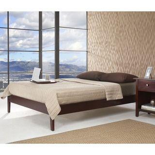 Kotter Home Solid Wood Mid Century Platform Bed King Size Platform Bed Platform Bedroom