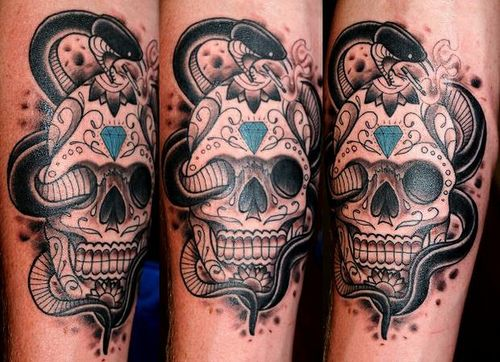 Stable Color Tattoo By David Chaston Tattoo Equipment Color Tattoo Tattoo Supplies
