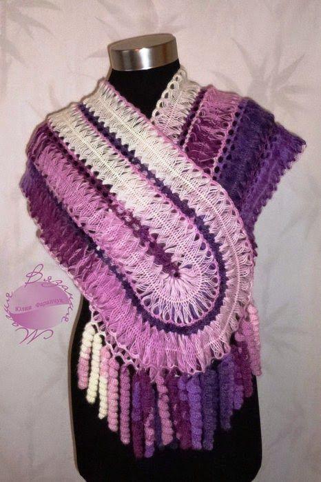 Vestido de época años 50 tejido con horquilla y crochet ...