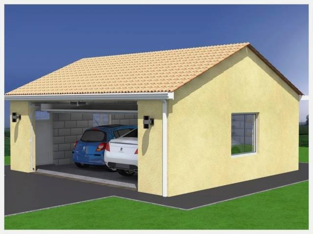 Prix Construction Garage Au M2 Nouveau Cout Cout Construction Maison Construction Garage Extension Maison Bois