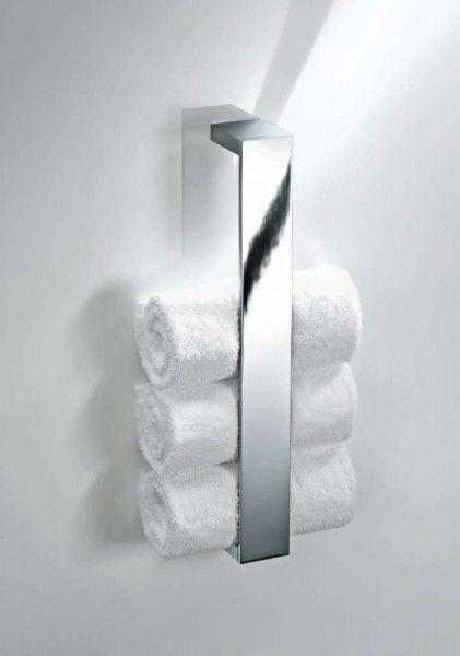 Brass Wall Towel Rack