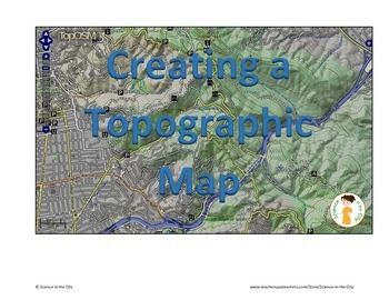 Topographic Map Lab Topographic Map Create And Earth Science - Earth topographic map