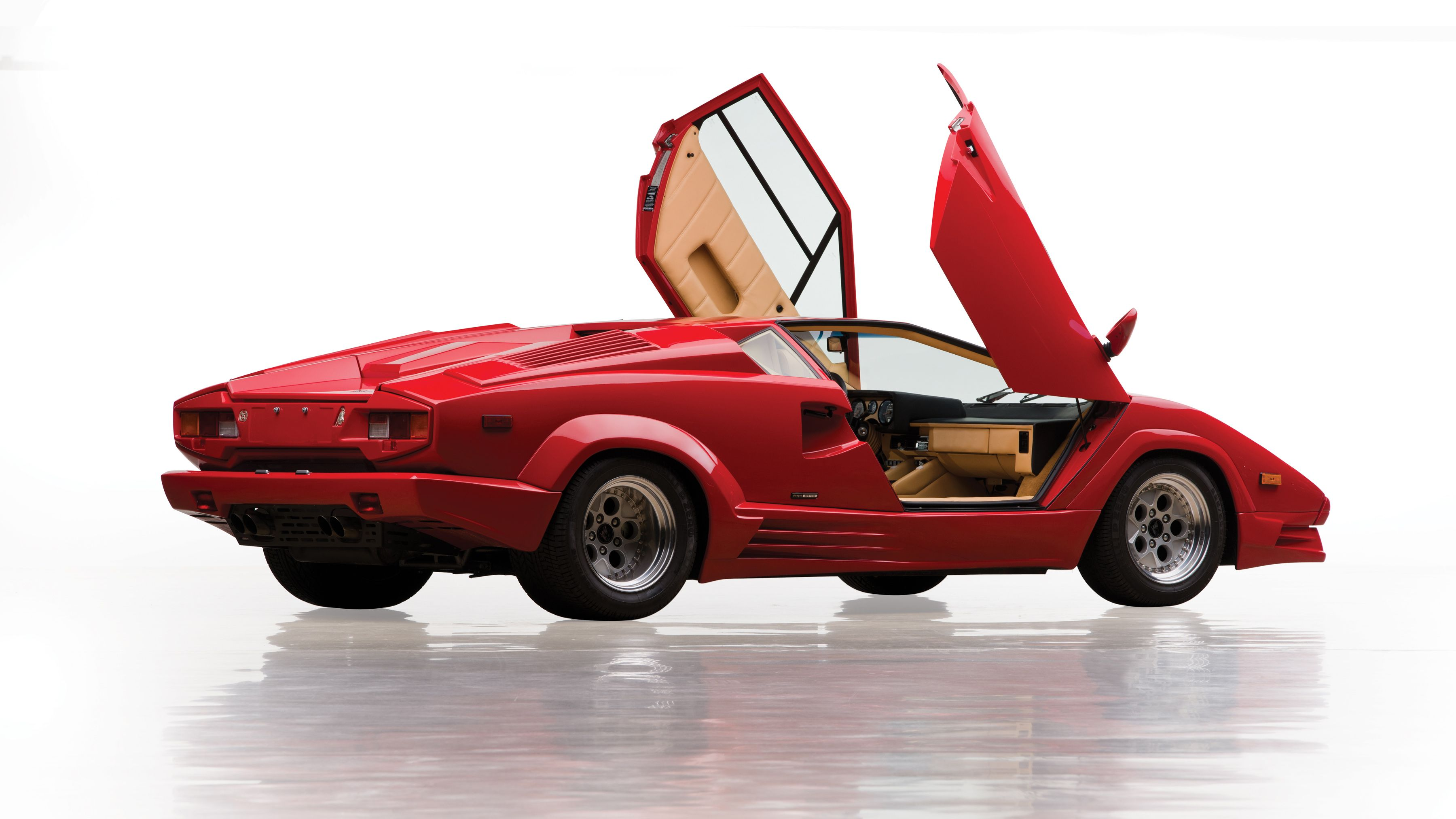 lamborghini cars countach top sale for review speed