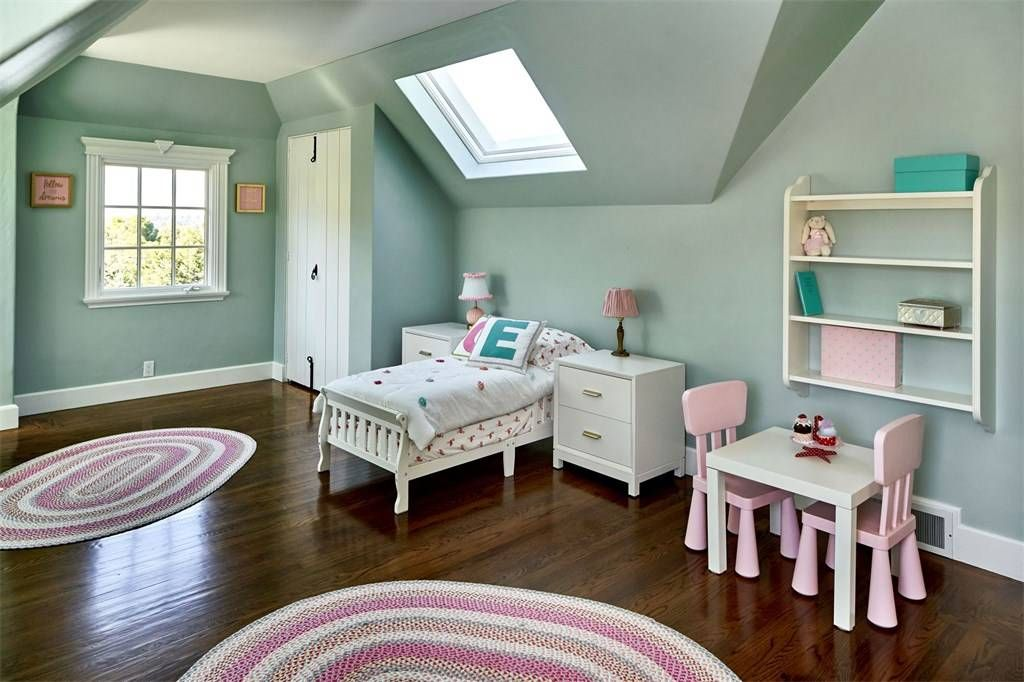 Childrens Rooms Tend To Use More Color So Take Advantage Of That Freedom When Designing Your Next Childs Bedroom Be Playful And Feel Free To Use Colors