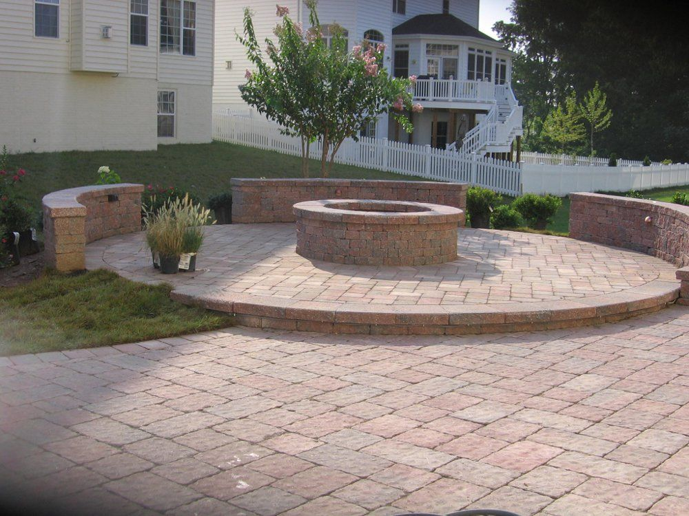 GREAT IDEAS!!! — RockScapes Landscaping in 2019 Fire pit