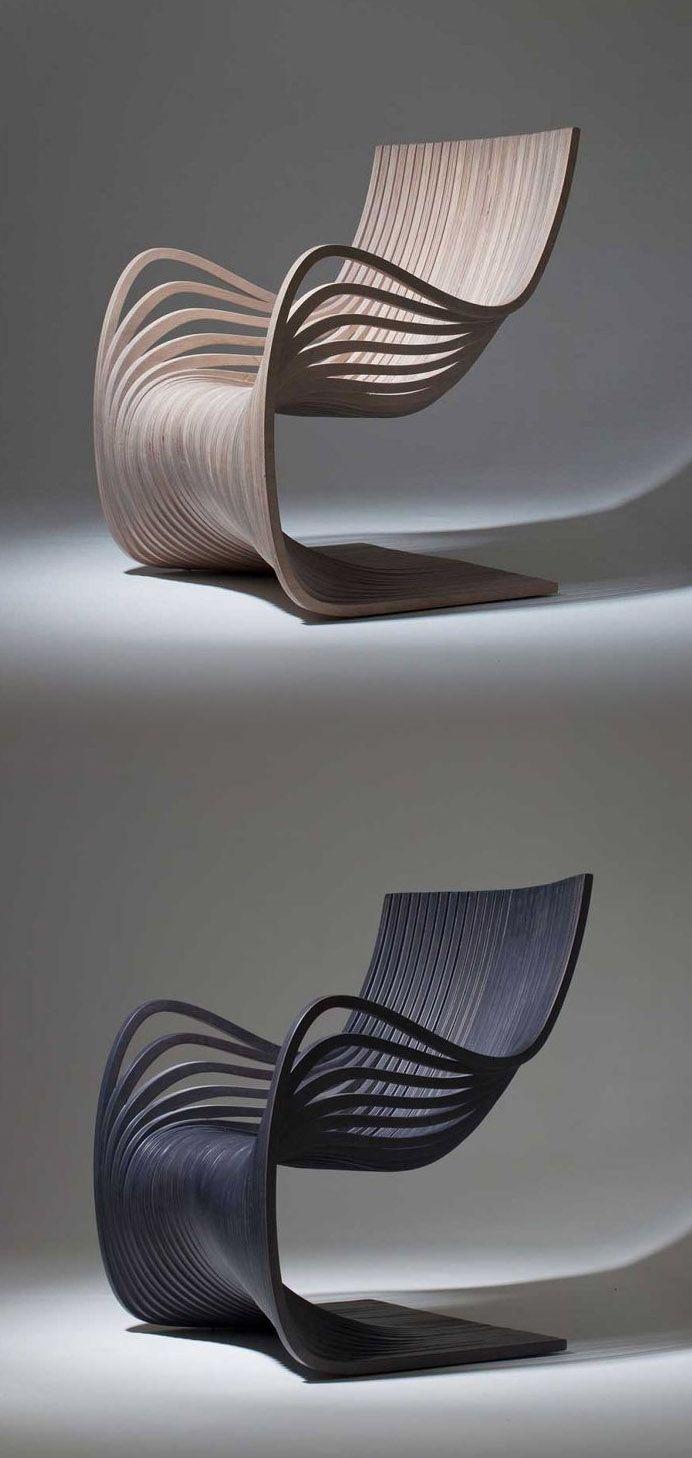Pipo Chair By Alejandro Estrada For Piegatto #furniture #modern #design  #chair
