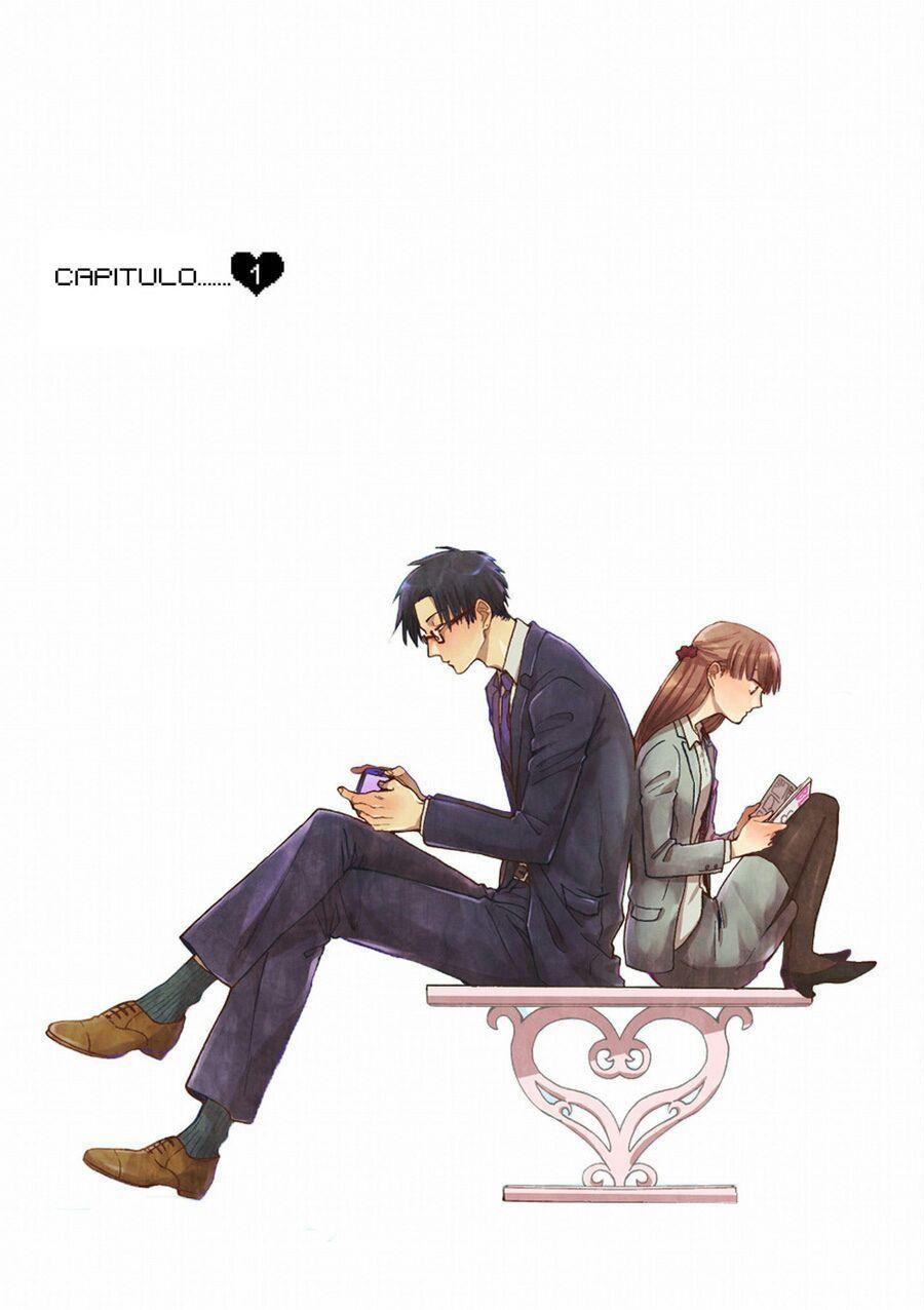 Wotaku ni Koi wa Muzukashii [Manga-Español] - Manga-Capitulo: 1