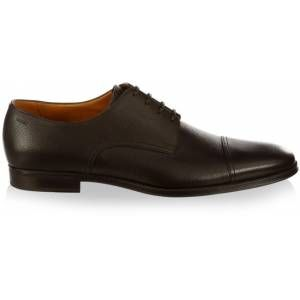 Tayson Leather Derbys – Brown – Bally Lace-Ups