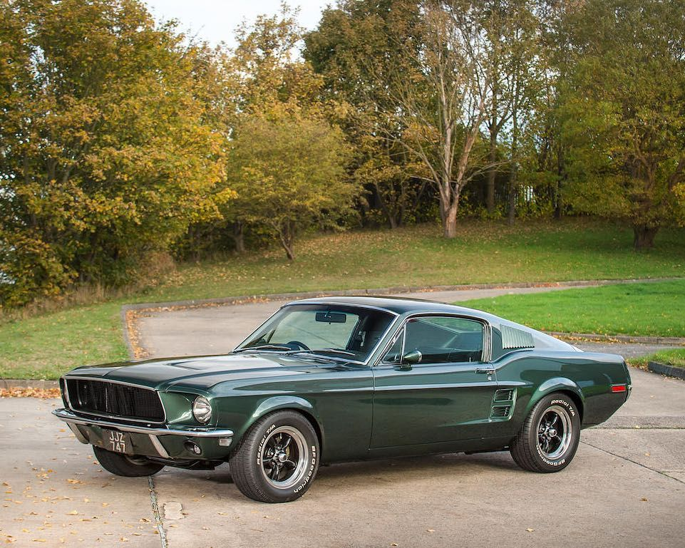 1967 Ford Mustang Fastback Coupe Sold For 60 000 By