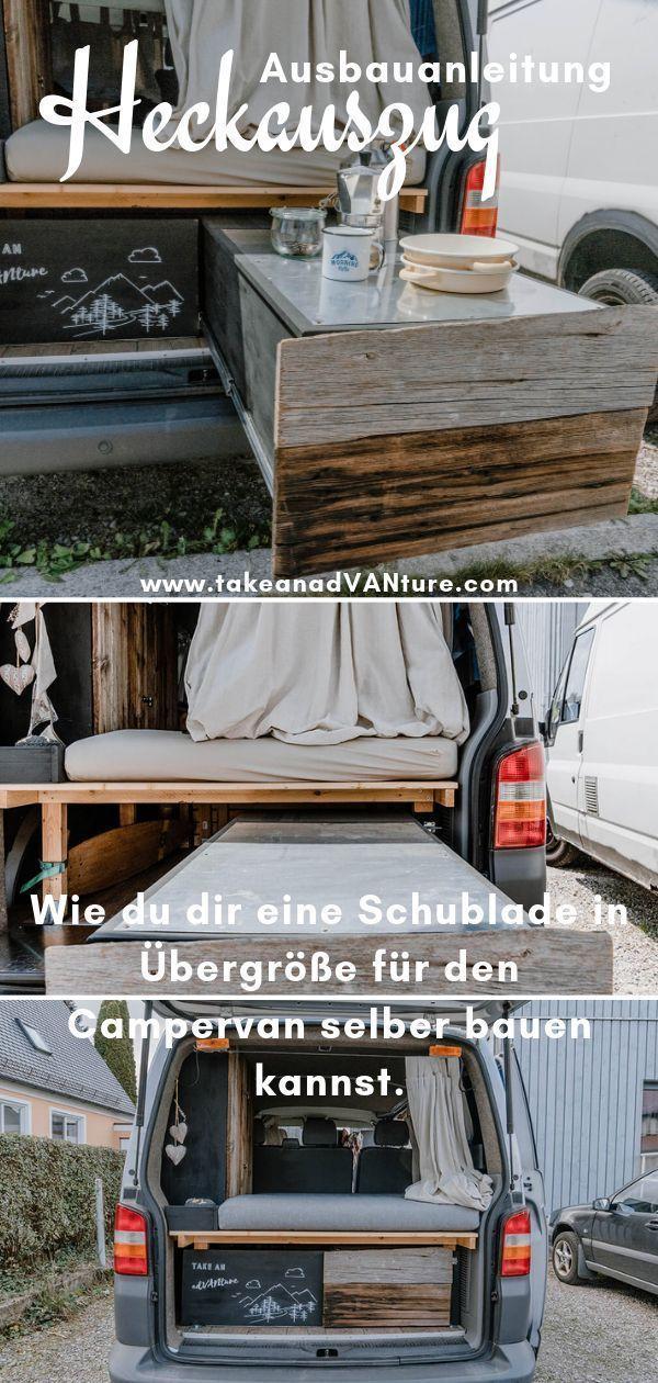 Photo of DIY Camper Ausbau – Umbau eines VW T5 Transporter zum Campervan. Eine Schritt f…