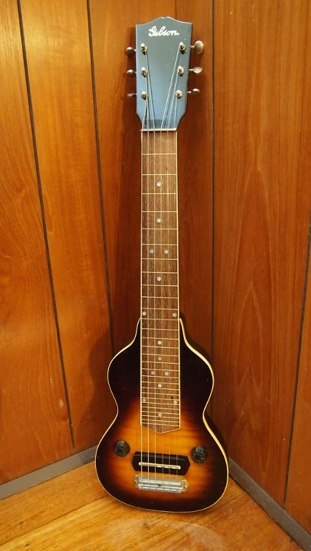 Gibson Eh150 Lap Steel 1936 Late Lap Steel Lap Steel Guitar Steel Guitar